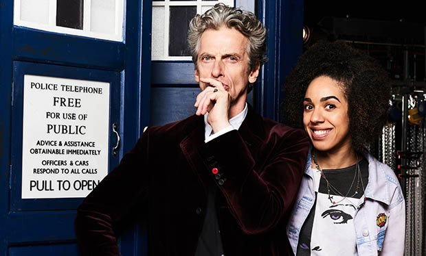 Doctor Who regresa en abril… o eso cree Peter Capaldi