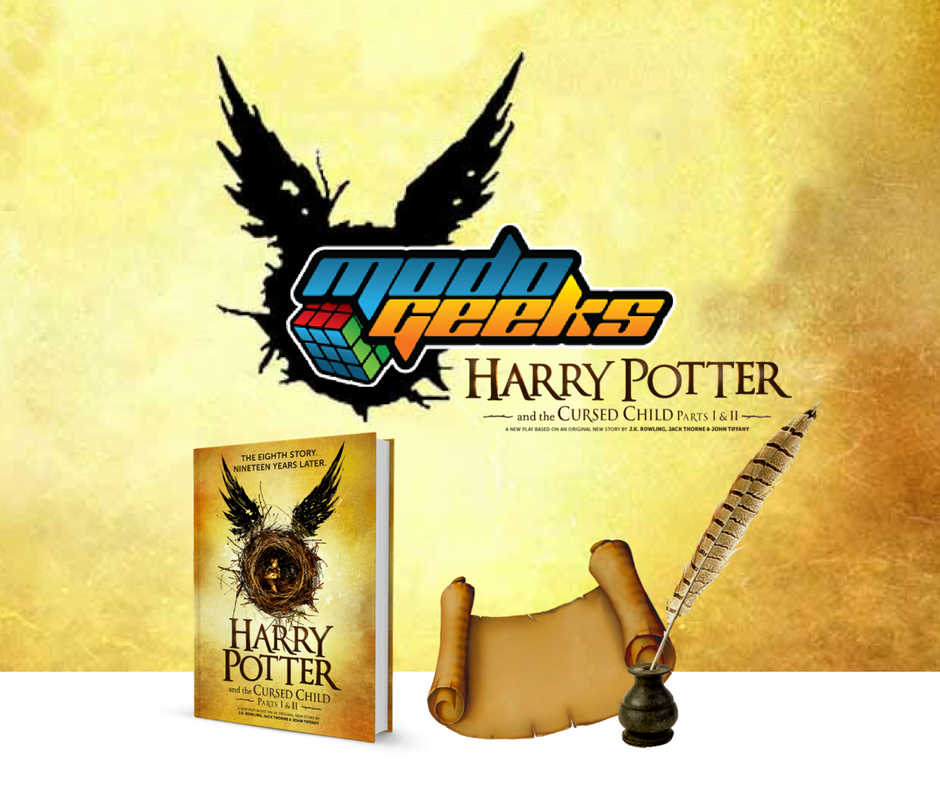 CONCURSO: Harry Potter and the Cursed Child