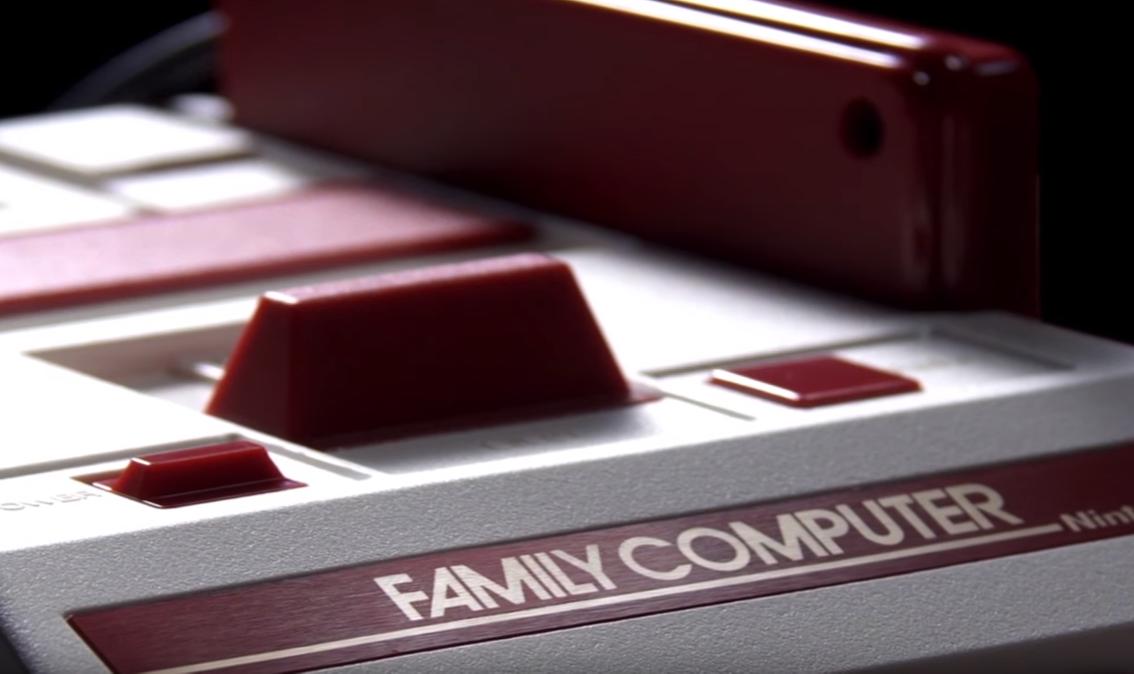Nintendo pondrá en venta un Famicom Mini en noviembre