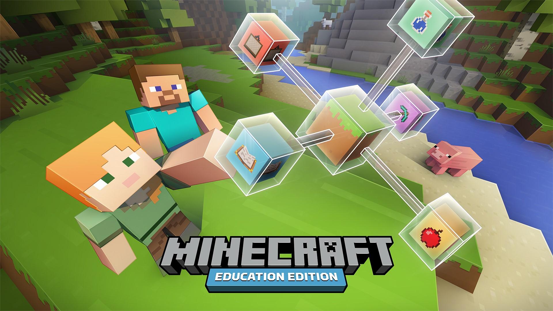 Minecraft: Education Edition llegará en noviembre