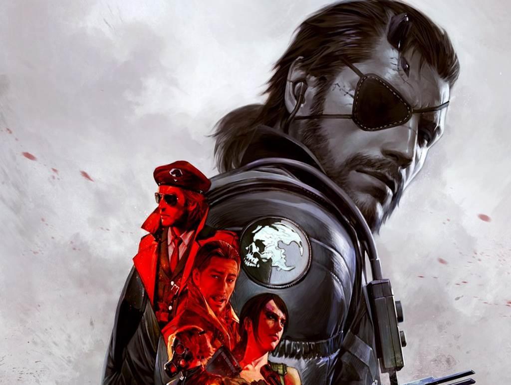 Metal Gear Solid V: The Definitive Edition saldrá en octubre