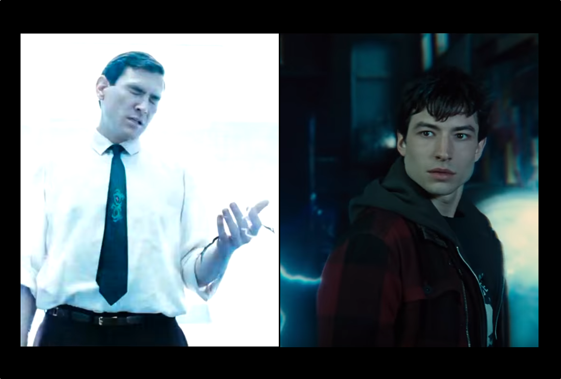 Doctor Manhattan será el padre de Flash en el DCEU