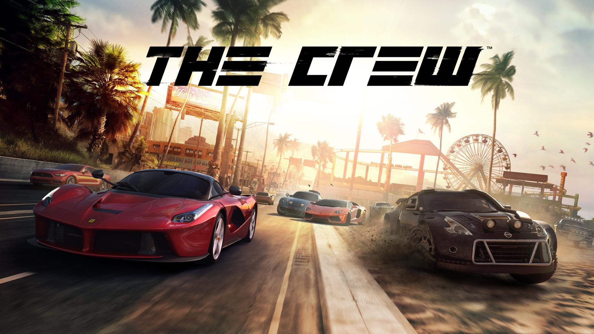 Ubisoft revela que The Crew es su próximo juego gratuito