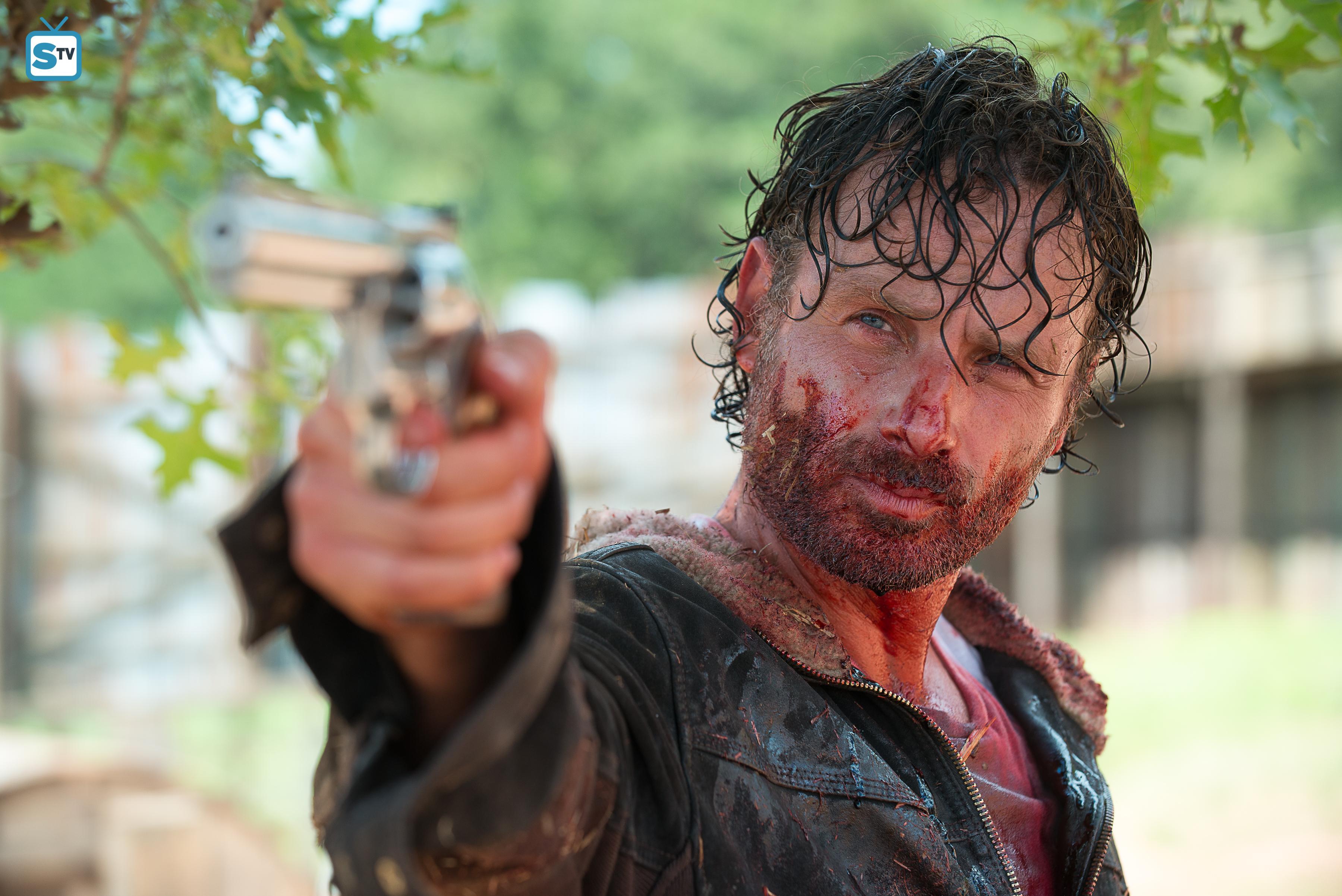 Rick perderá algo más que un amigo en el regreso de The Walking Dead