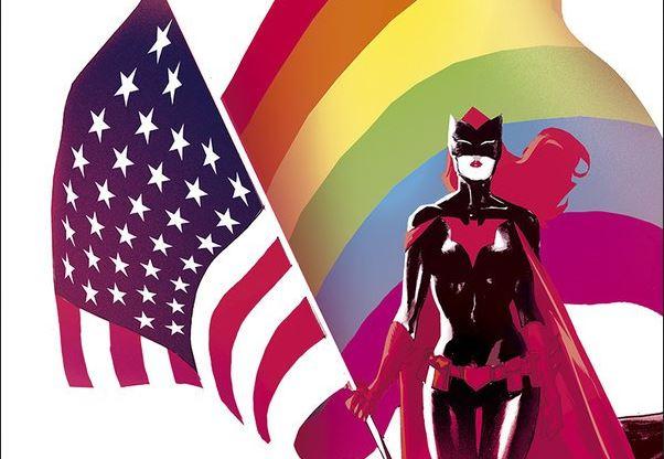 DC e IDW publicarán Love is Love, una antología para ayudar a las víctimas de Orlando