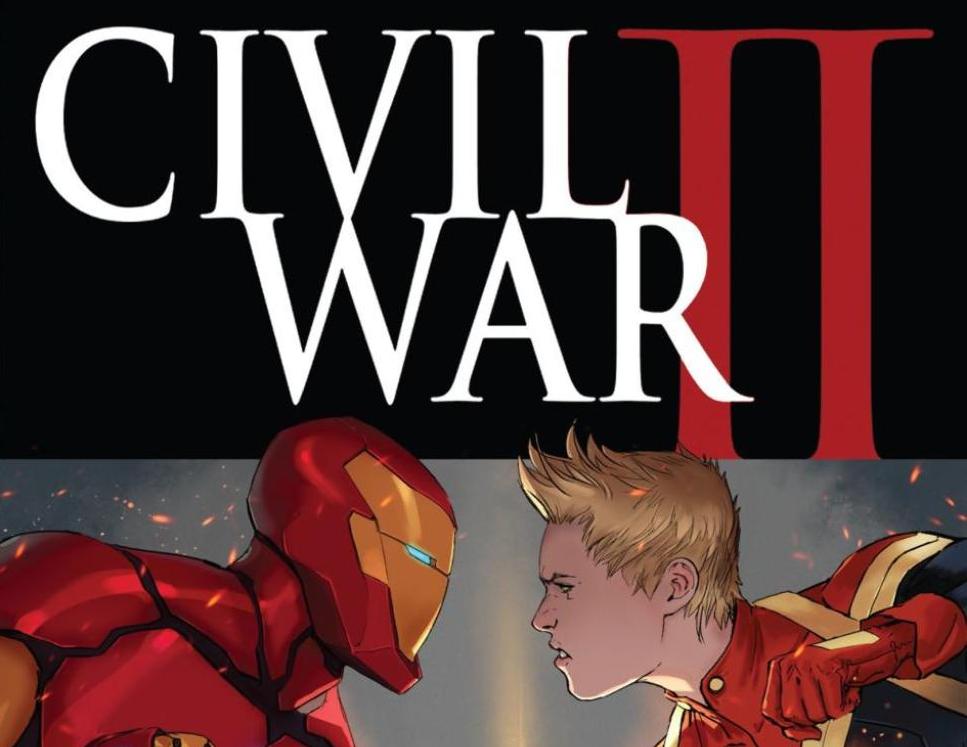 Civil War II: ¿somos culpables de los crímenes que podríamos cometer?