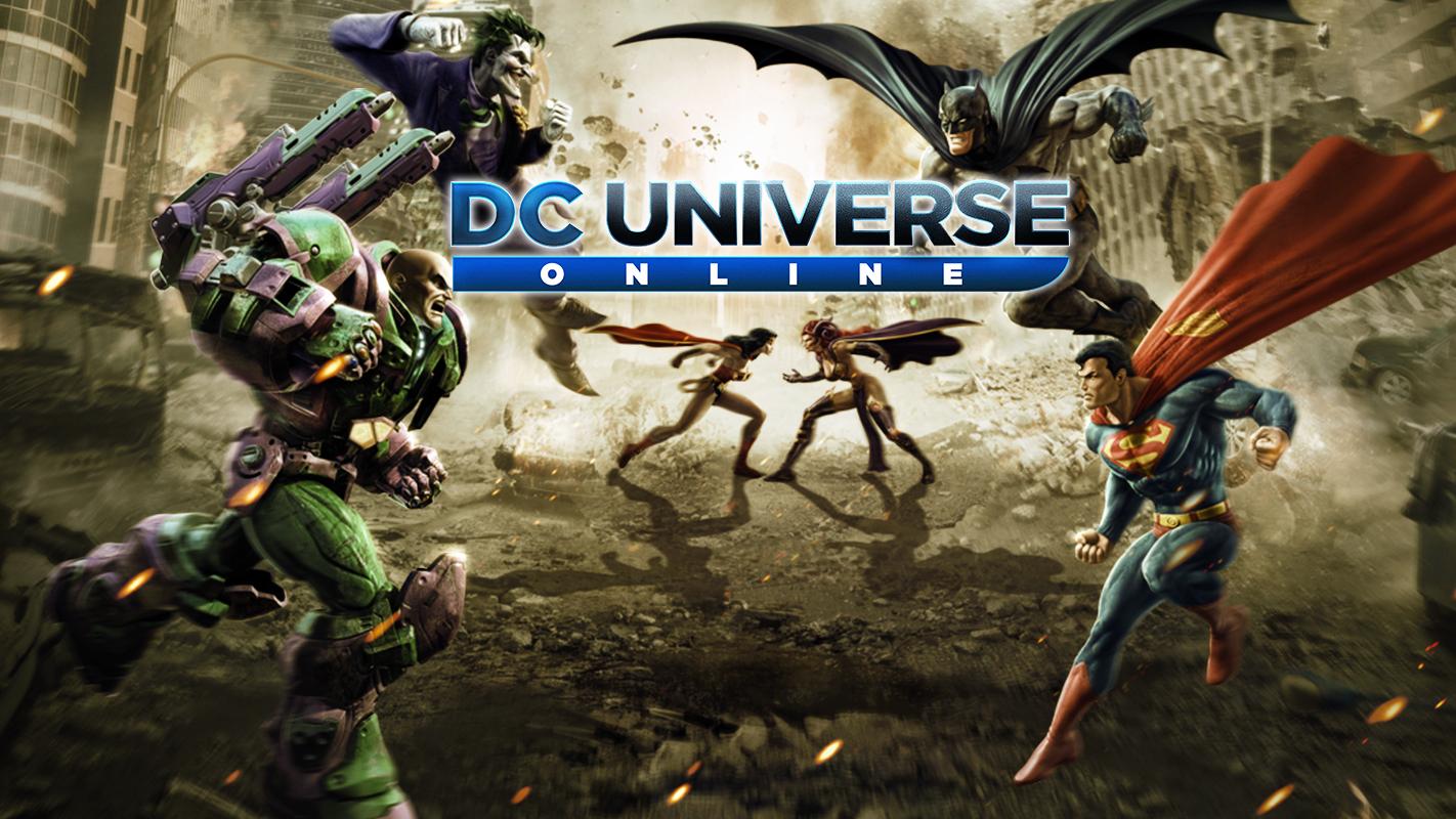 DC Universe Online anuncia cambios al sistema de juego