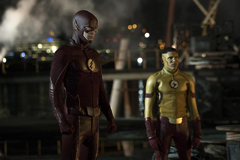 The Flash: Más sobre el personaje de Tom Felton, Black Flash y fotos promocionales