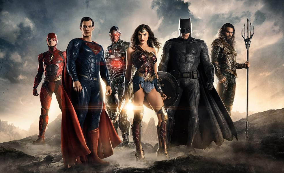 REVIEW: Liga de la Justicia