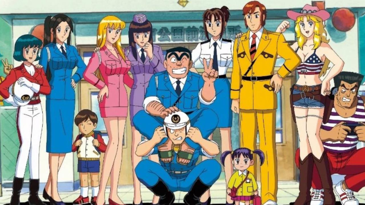 KochiKame, el manga más largo del mundo, finalizó tras 40 años
