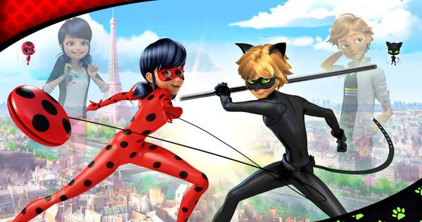 La segunda temporada de Ladybug llegará en 2017