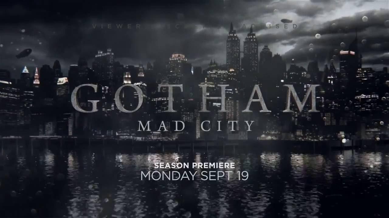 Gotham presenta a más villanos en nuevo tráiler de su tercera temporada