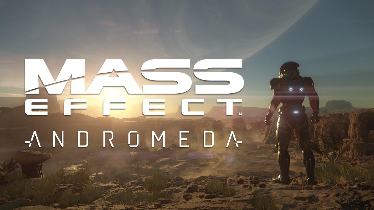 BioWare revela detalles de protagonistas de Mass Effect: Andromeda