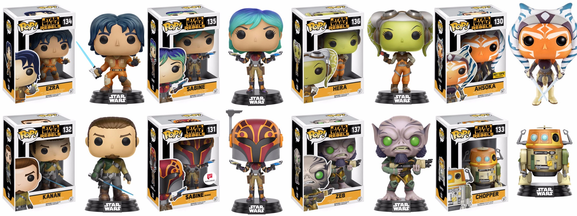 Titulares ModoGeeks: Funkos, Rogue One, Regular Show y más