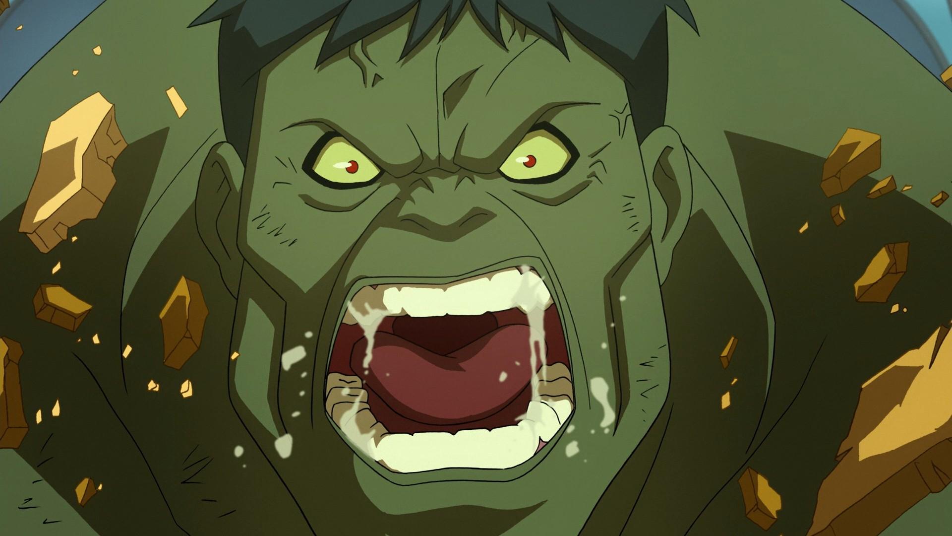 Marvel prepara film animado de Hulk y más para la NYCC