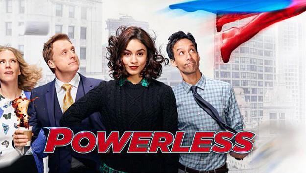 Powerless y su conexión con Wonder Woman
