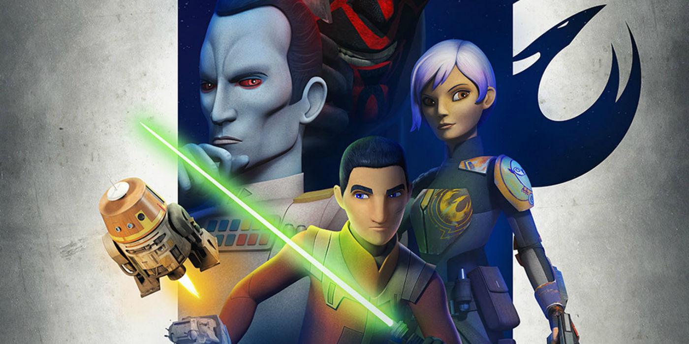 Star Wars Rebels presenta a Thrawn en nuevo teaser