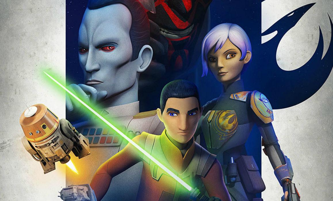 Star Wars Rebels revela nuevos clips, imágenes y más de Thrawn