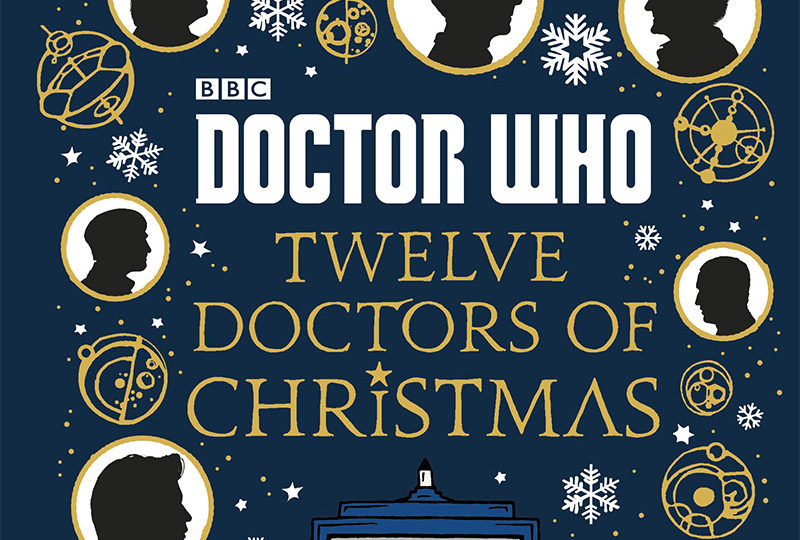 Lee doce historias navideñas de Doctor Who en Twelve Doctors of Christmas