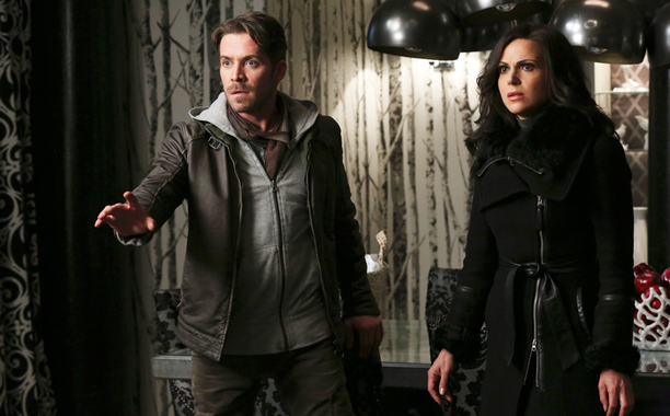 Sean Maguire vuelve como Robin Hood a Once Upon A Time