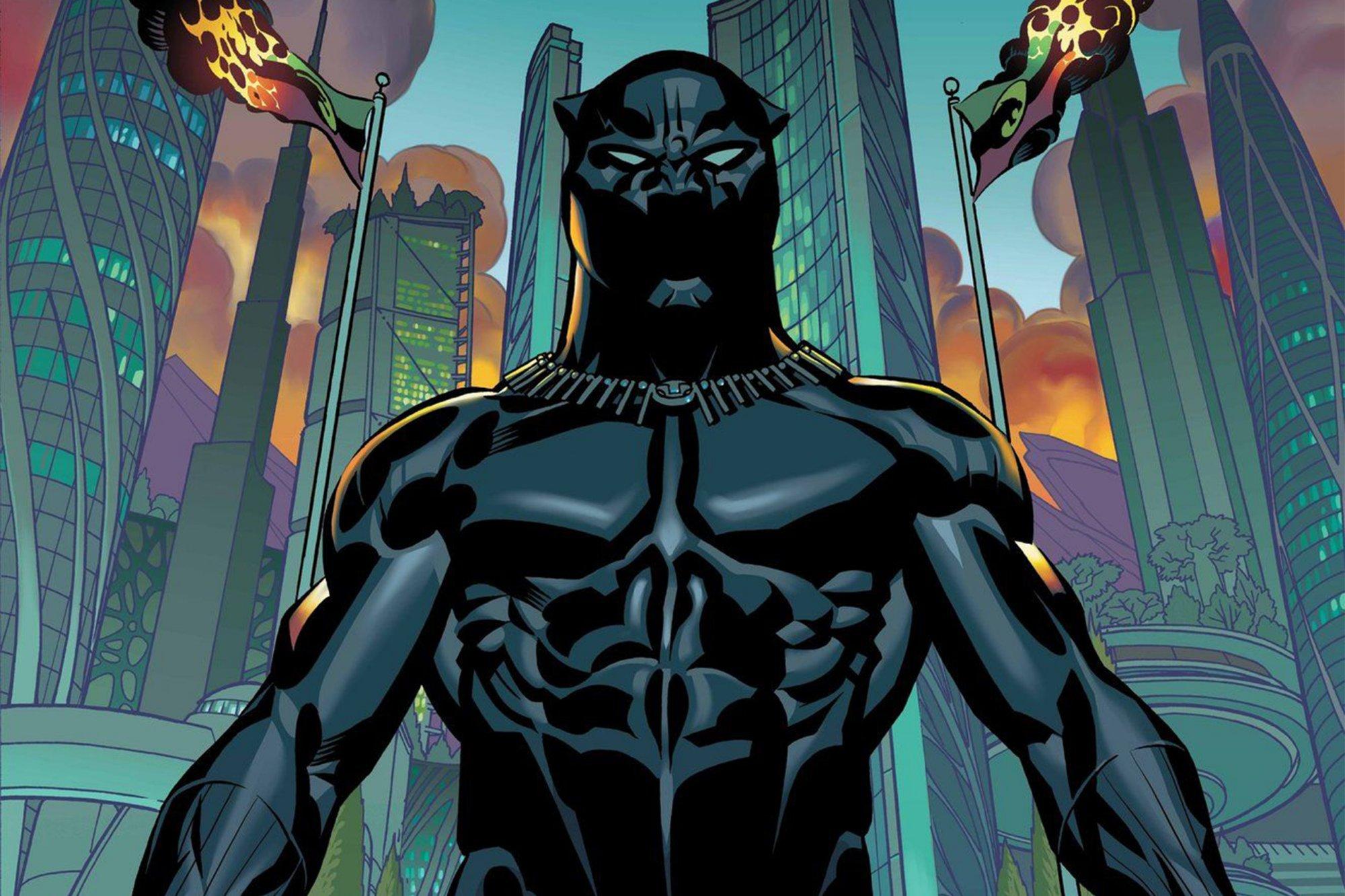 NYCC: De los 50 años de Black Panther y más sobre su película