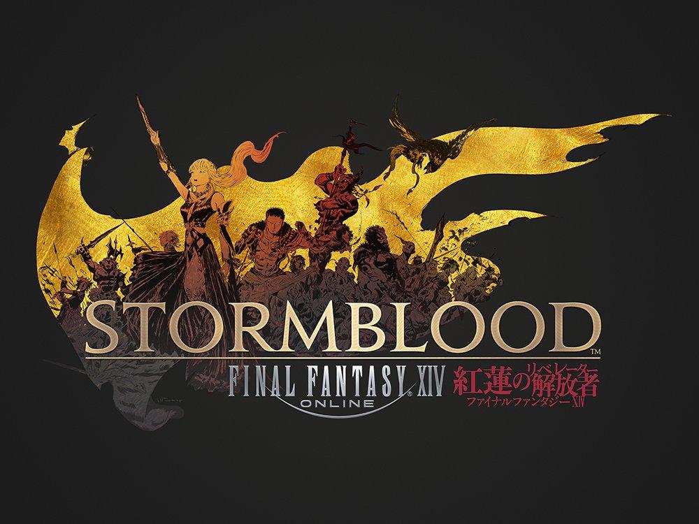 Final Fantasy XIV anuncia nueva expansión: Stormblood