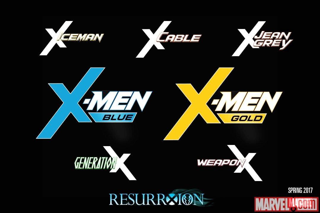 Marvel prepara el regreso de los X-Men con ResurrXion