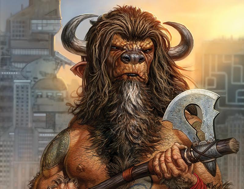 American Gods también llegará en comics