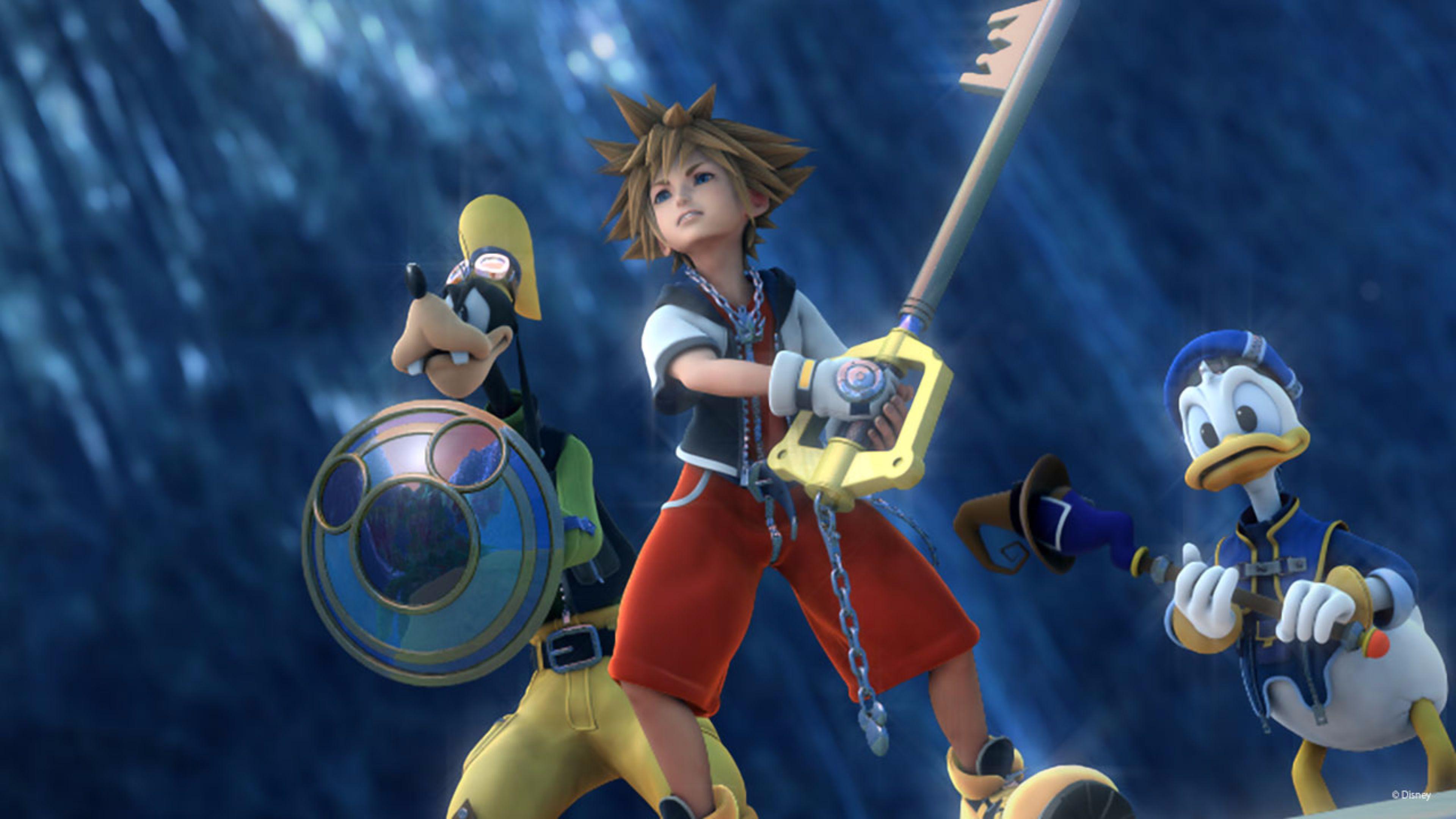 Anunciado Kingdom Hearts I.5 + II.5 Remix para PS4