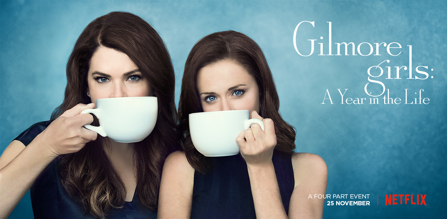 Te presentamos el primer trailer de Gilmore Girls: A Year in the Life