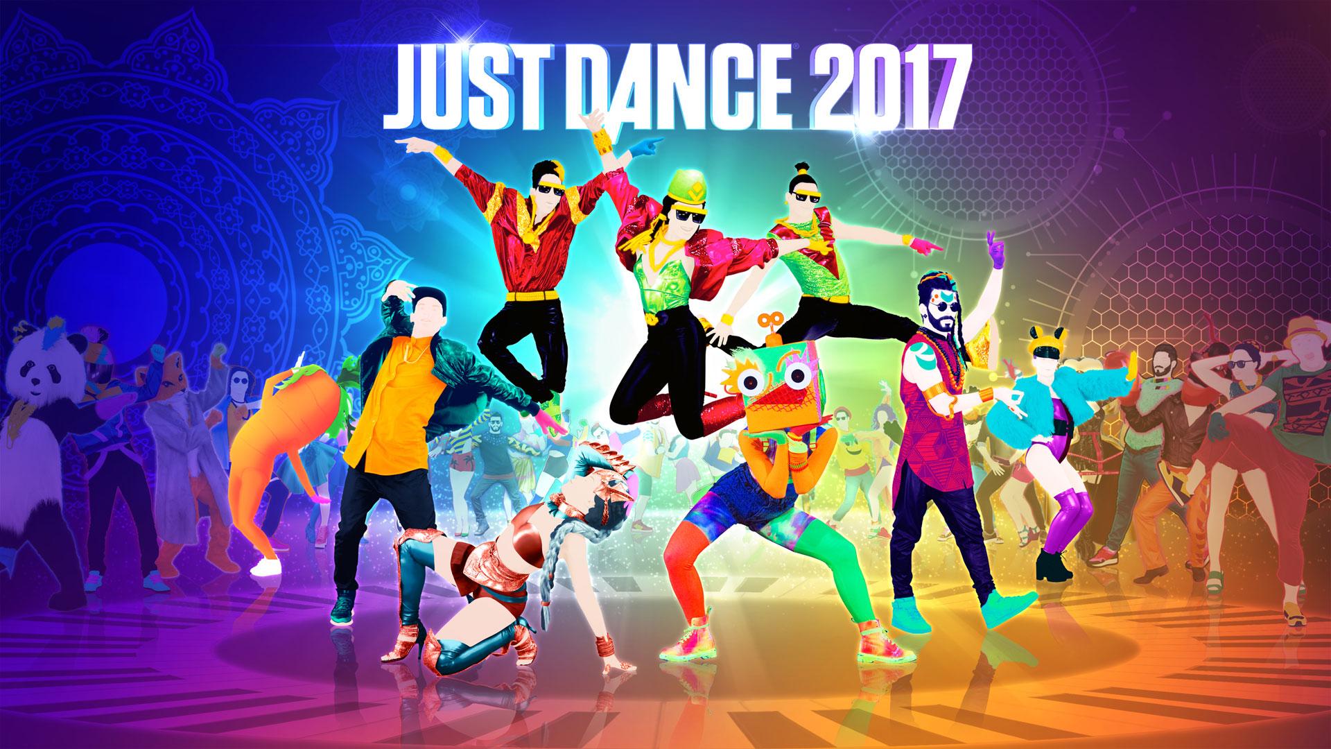 Ubisoft anunció la lista de canciones de Just Dance 2017