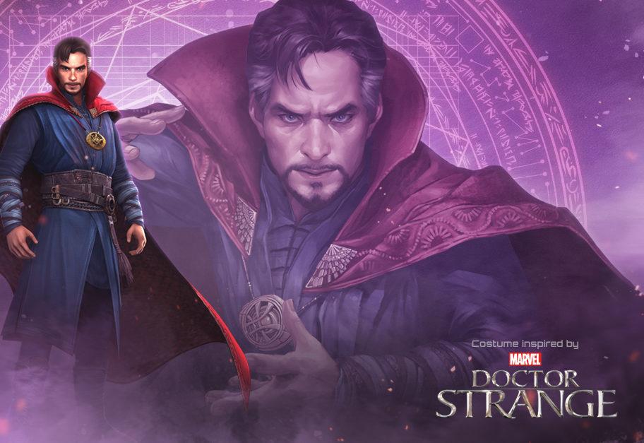 NYCC: Marvel destaca a Doctor Strange en sus videojuegos