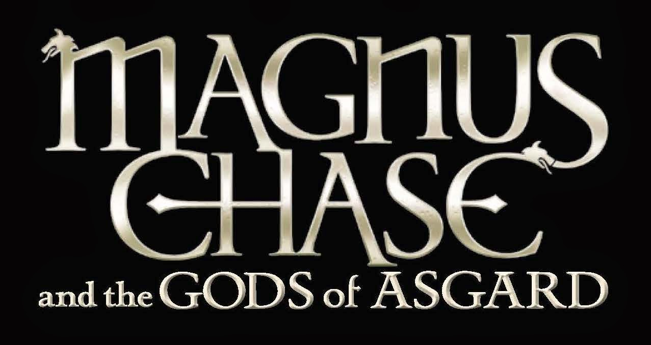 Anunciado el tercer libro de Magnus Chase