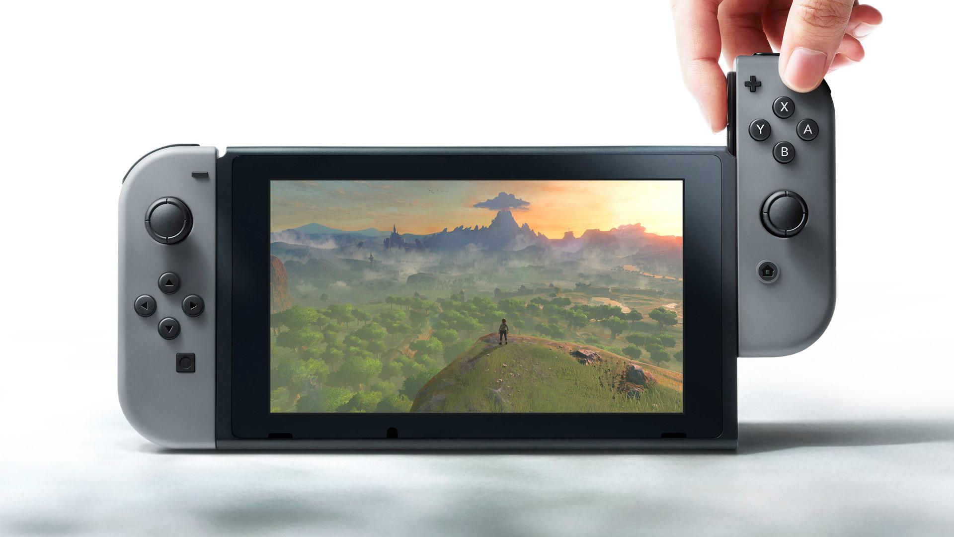 Todo lo que necesitamos saber del Nintendo Switch