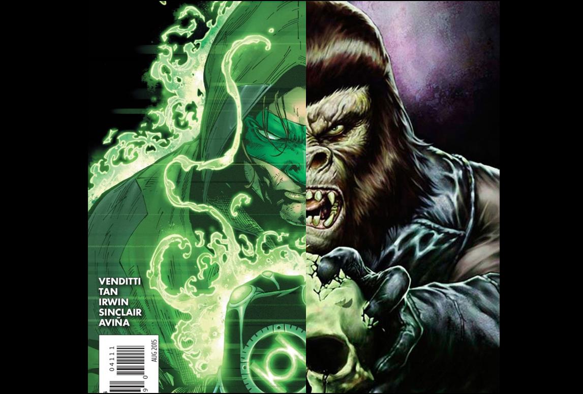 Boom! unirá a los Green Lanterns y al Planeta de los Simios en comics