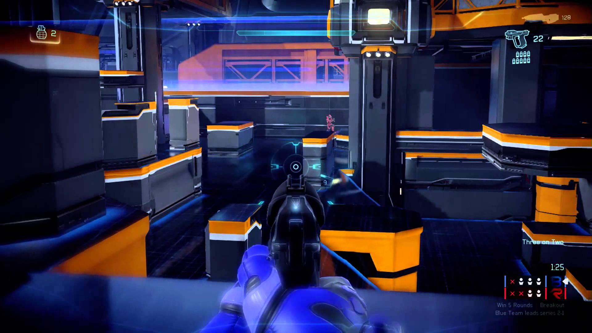 Grandes cambios para el Modo Breakout de Halo 5