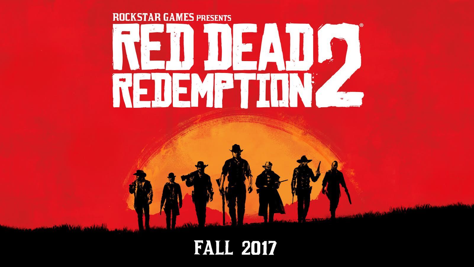 Red Dead Redemption 2 anunciado oficialmente