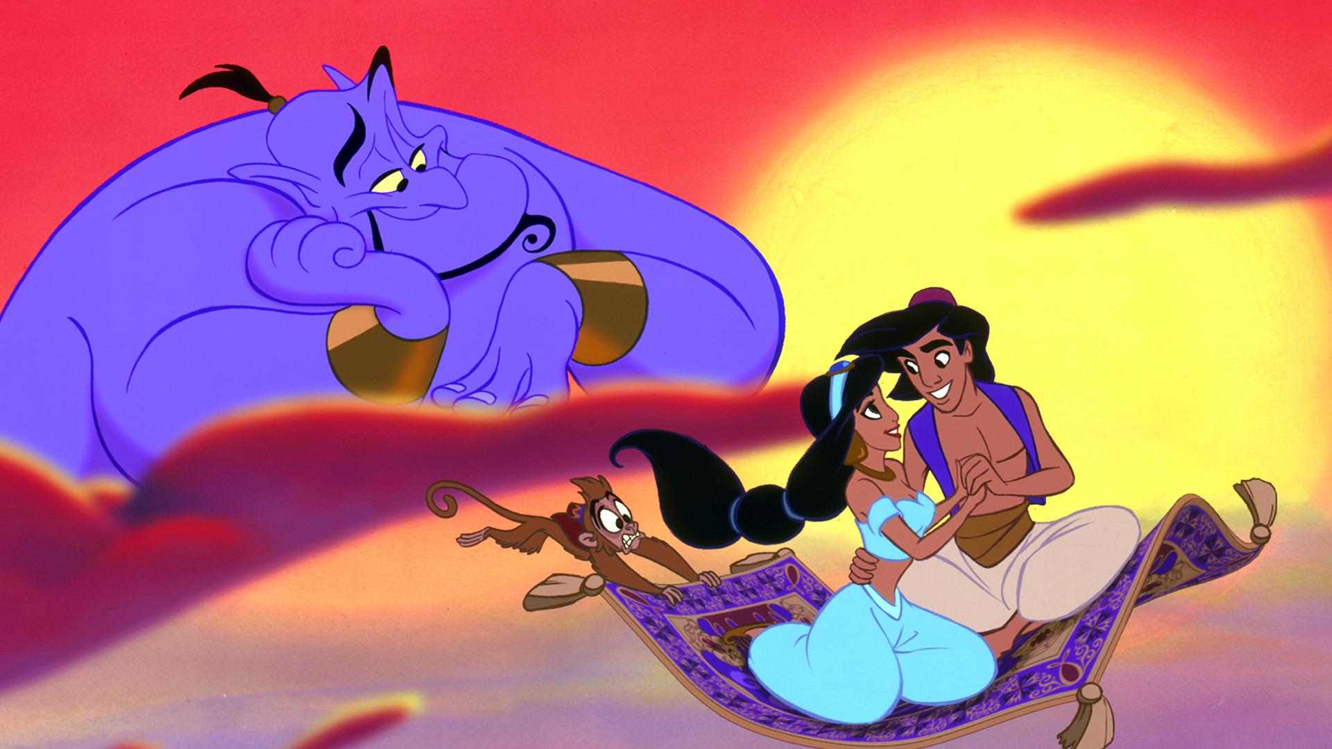 Aladdin regresa en formato live-action con Guy Ritchie a bordo