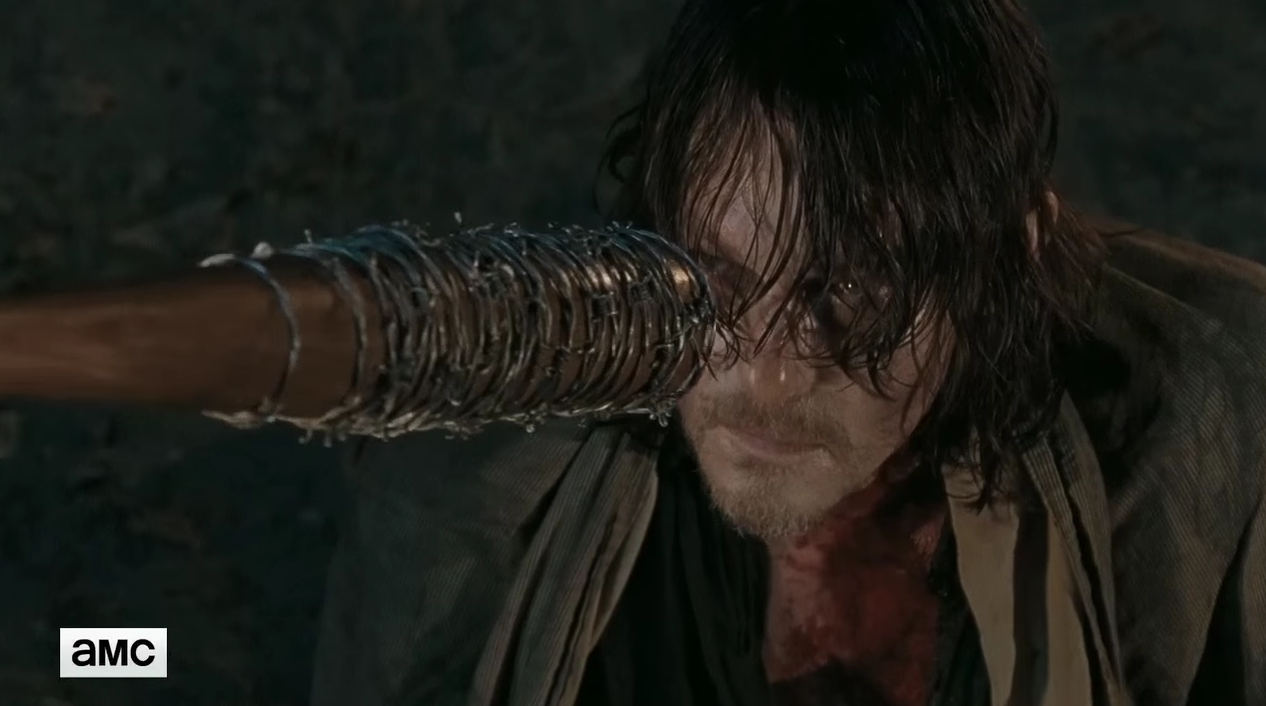 Norman Reedus habla sobre la culpa de Daryl en The Walking Dead