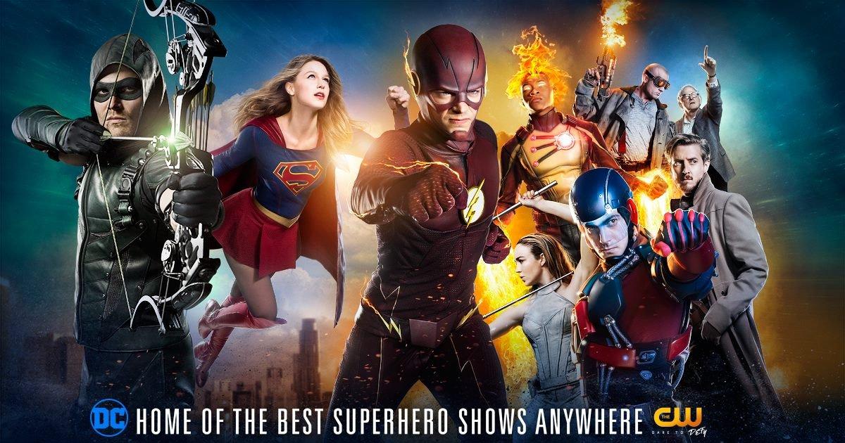 El crossover del universo Flarrow durará cinco episodios