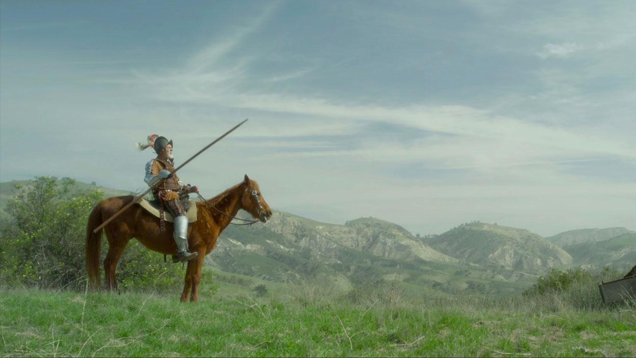 Don Quijote llegará al cine de la mano de Disney