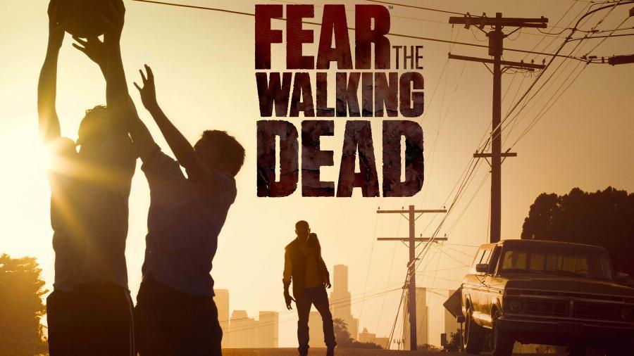 Fear The Walking Dead Amc Tv Poster 4k Wallpaper Modogeeks