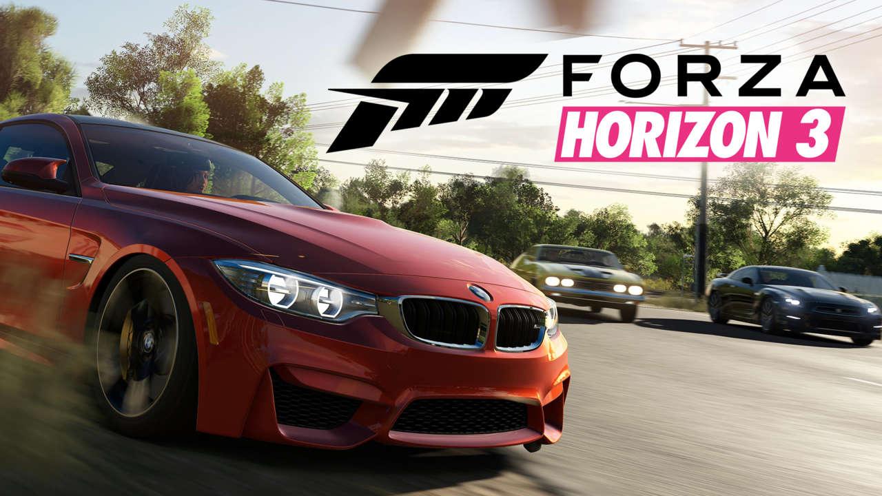 Forza Horizon 3 tendrá expansión este mismo año