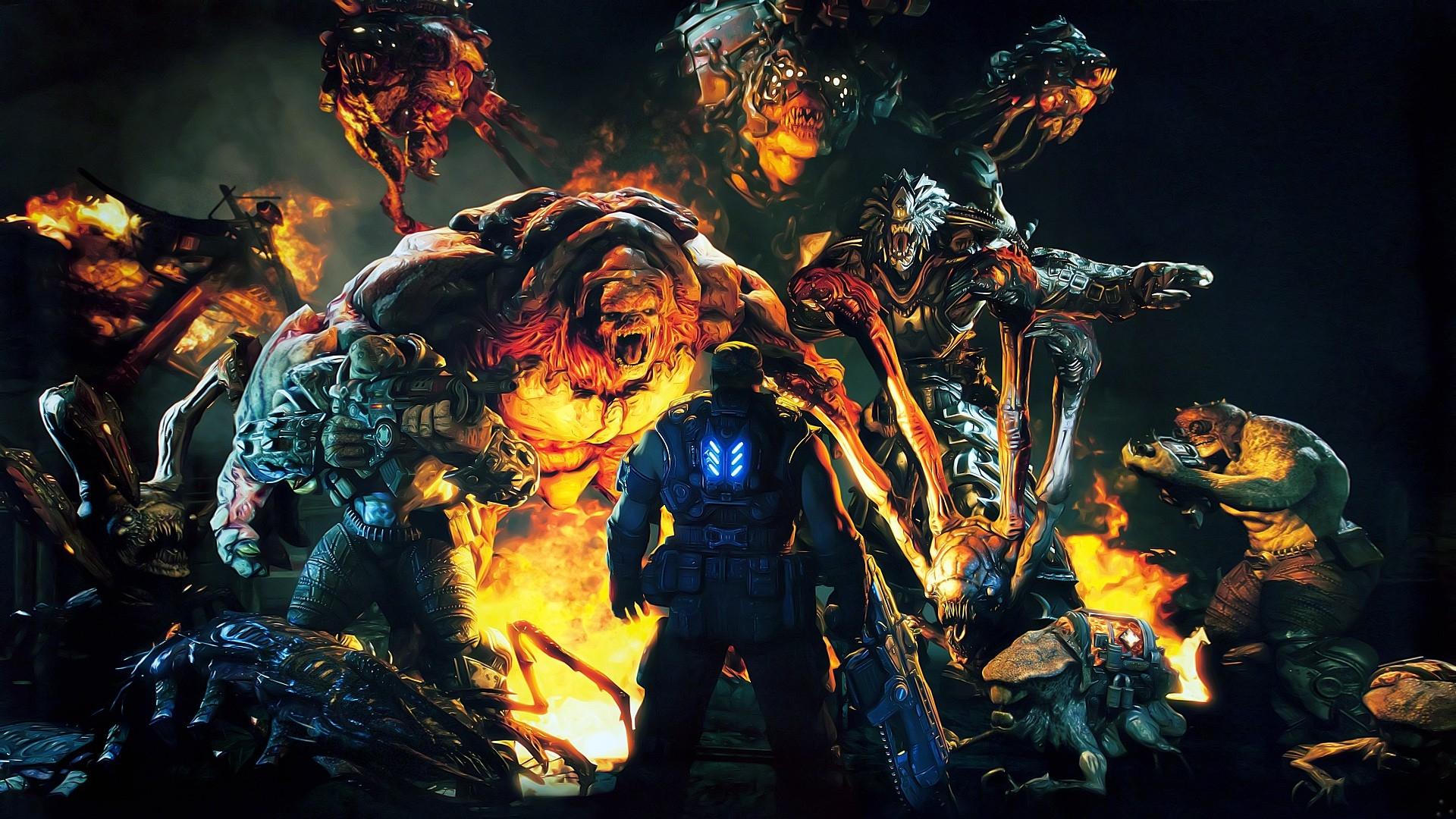 Universal Studios ya prepara película de Gears of War