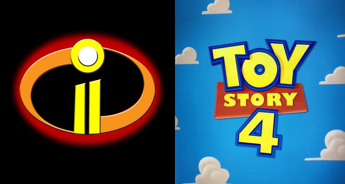 Los Increíbles 2 y Toy Story 4 intercambian fechas de estreno