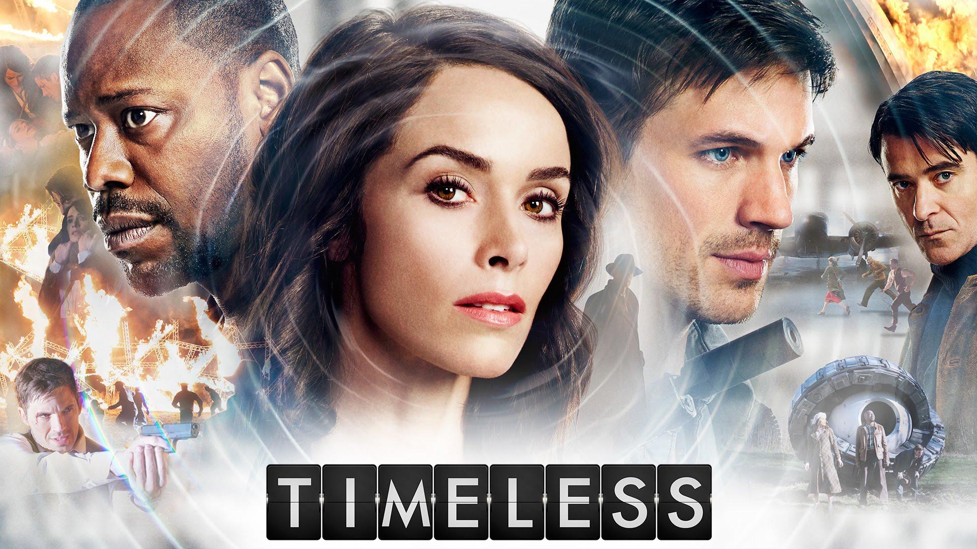 Timeless se estrena con una demanda encima