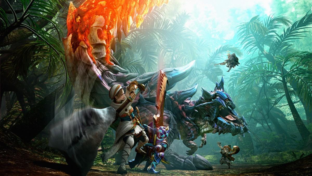 Monster Hunter tendrá adaptación al cine