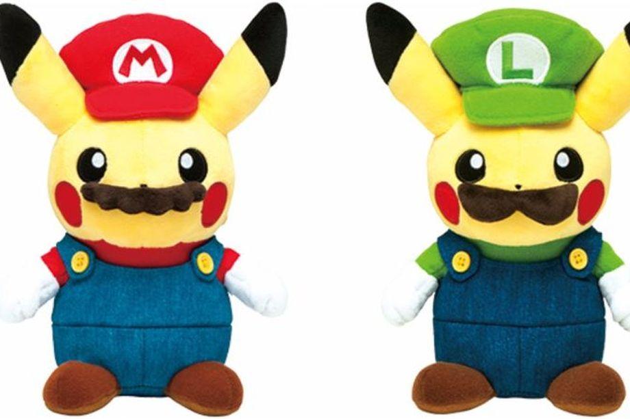 Te presentamos a Mario Pikachu