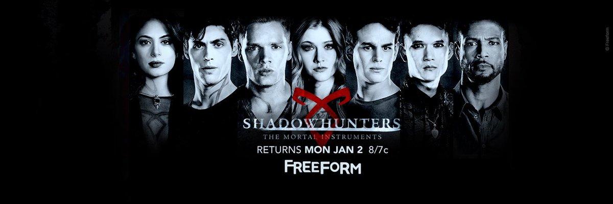 NYCC: Primer vistazo a la segunda temporada de Shadowhunters