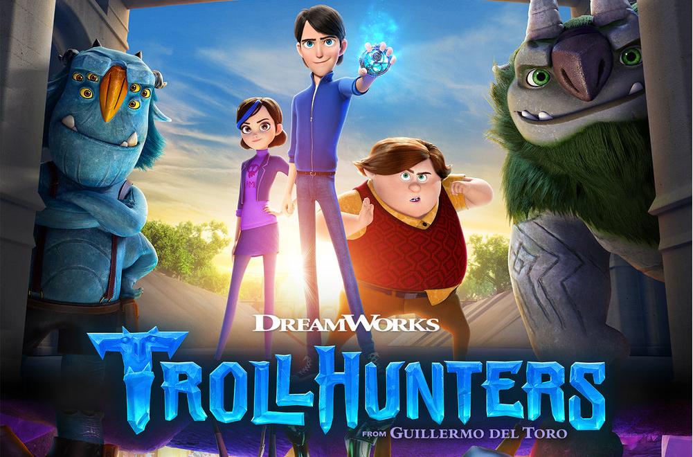 NYCC: Trollhunters, de Guillermo del Toro llegará en diciembre